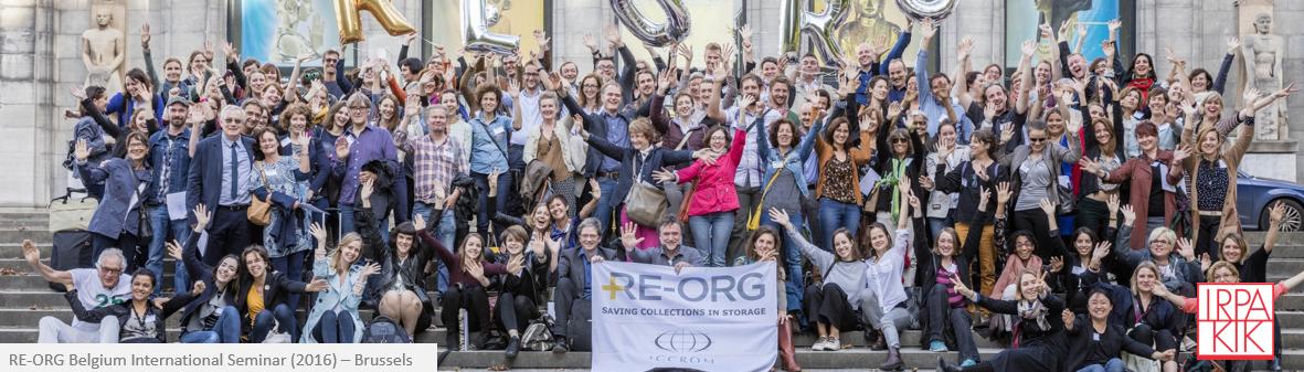 RE-ORG Belgium